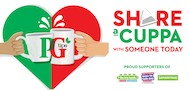 PG tips teams up with charities to help reduce loneliness