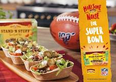Old El Paso partners with NFL UK to make some noise for Super Bowl