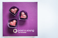 Celebrate 120 years of love on the big screen with Valentine's Day chocolates from Paul A Young