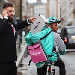 Costa Coffee and Deliveroo couple up to give customers chance to win a ruby gemstone on Valentine's Day