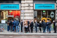 Burrito sales up 5% YOY across Listo Burrito, northern independent restaurant group