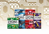 Lyons unveils bold new look for coffee offer with new blends and pack formats