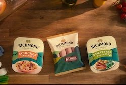Richmond Sausages returns to TV screens with new £1.5m campaign championing great taste
