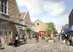 New £90m designer outlet village in North of England unveiled with 23 brands secured
