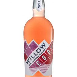 Willow's Weed of Change:  low alcohol drink turns to CBD and drops ABV