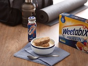 Weetabix launches partnership with Virgin Sport