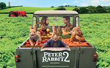 Mash Direct marks launch of Sony Pictures' Peter Rabbit 2 film with on-pack promotion offering a trip to Hollywood