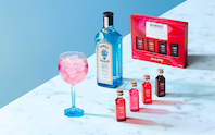 BOMBAY SAPPHIRE unveils Bombay Creations Gin Liqueurs
