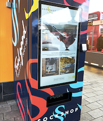 SOCKSHOP announces UK's first sock vending machine