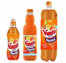 Vimto introduces Orange, Stawberry and Lime flavour to Remix range