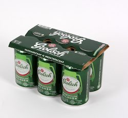 Smurfit Kappa's new TopClip product is launched by leading beer brewer Royal Grolsch