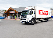 Spar meets surge in supply demand due to COVID-19