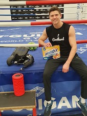 Weetabix unveils boxer Luke Campbell MBE as new ambassador