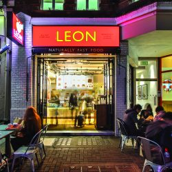 LEON launches FeedNHS with actors Damian Lewis and Matt Lucas