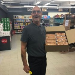 Retired Co-op manager heads back to shopfloor to support local community