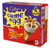Froneri expands ice cream offering with Creme Egg Cone