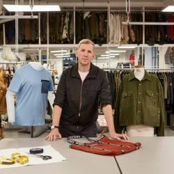 Dylon Dyes partners with responsible fashion designer Christopher Raeburn on upcycling campaign (& online tutorial)