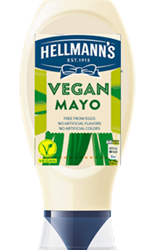 Hellmann's launches new squeezy vegan mayo