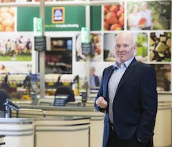 Aldi Ireland appoints Niall O'Connor as group managing director