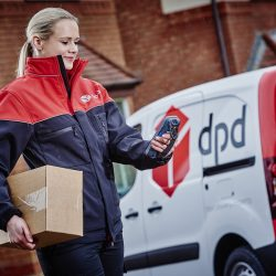 Food deliveries top 200,000 a week as DPD responds to Covid-19 emergency