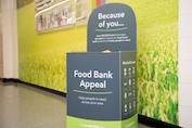Food bank appeal sees 30,000 items donated to help those impacted by coronavirus