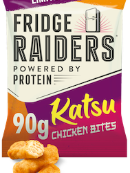 Fridge Raiders launches Katsu flavoured Chicken Bites