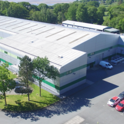 Futura Foods' new cheese processing site in Minffordd, North Wales, is fully operational