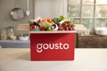 Boom in UK food deliveries sees Gousto renew partnership with Yodel
