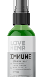 Love Hemp launches Love Hemp Immune
