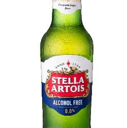 Budweiser Zero and Stella Artois Alcohol Free launch in off-trade