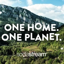SodaStream marks Earth Day with five-year environmental commitment to save 67bn single-use plastic bottles