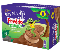 Froneri launches Cadbury Freddo Sandwich