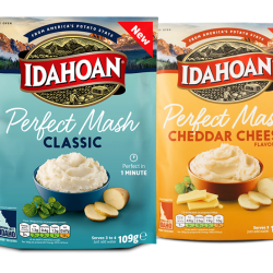 Idahoan Perfect Mash is a store cupboard essential, says brand