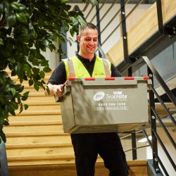 phs Teacrate responds to surge in demand for crate rental