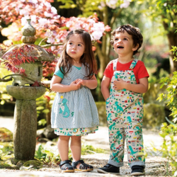 Ethical children's clothing brand, Frugi, wins two Queen's Awards for Enterprise