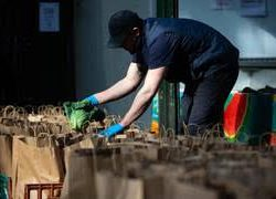National campaign launches giving fresh, high quality food to those battling Covid-19