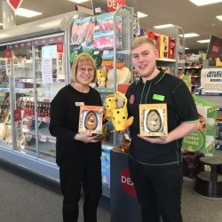 Community team at Central England Co-op give boost to food stores by serving on shopfloor 