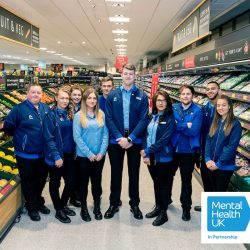 Aldi partners with Mental Health UK to enhance support for colleagues