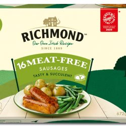 Richmond Sausages launches two meat-free sausage formats