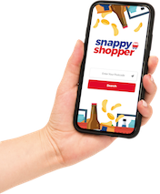 Mobile app and home delivery platform, Snappy Shopper, ties with AF Blakemore