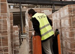 THG donates 25 tonnes of PPE to Greater Manchester NHS