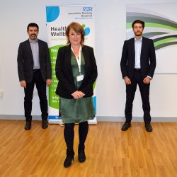 Staff at Royal Preston Hospital to benefit from new £250,000 relaxation and recuperation areas
