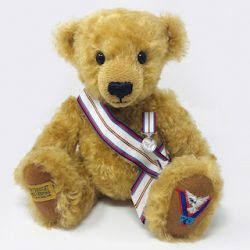 Victor' The Victory Teddy Bear celebrates 75th anniversary of WW2