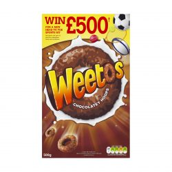 Weetos unveils new on-pack promotion to support brand growth