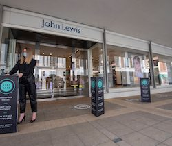 John Lewis & Partners announces further 10 shop reopenings including shops in Scotland and Wales
