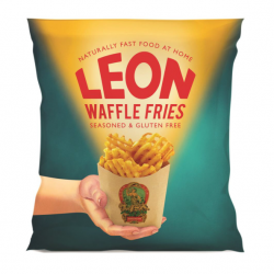 LEON launches waffle fries and vegan sauces in time for BBQ Week