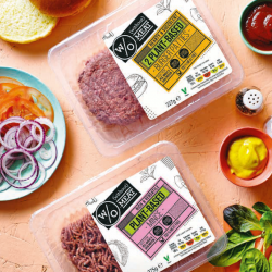 Lidl claims award-winning W/O Meat Vegan Burger Patties are perfect for vegan BBQ lovers