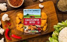 Mash Direct launches 55th SKU with new Cauliflower Bites in Nisa