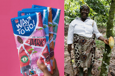 Lidl launches super Fairtrade chocolate bar