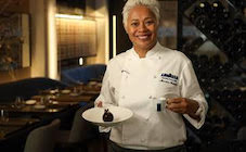 Lavazza partners with leading top gastronomy chef Monica Galetti
